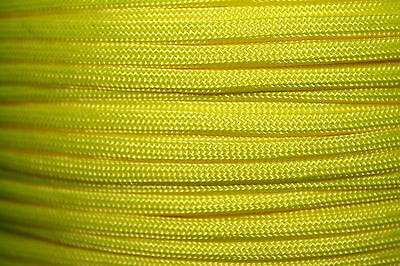 550 Paracord Mil Spec Type III 7 Strand in 10 ft, 25 ft, 50 ft, 100 ft Lengths