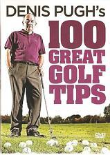 DENIS PUGH'S 100 GREAT GOLF TIPS - 3 DVD BOX SET