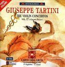 Giuseppe Tartini: The Violin Concertos, Vol. 17 (CD, Sep-2013, 2 Discs, Dynamic (not USA))