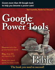 Google Power Tools Bible by Ted Coombs, Roderico DeLeon (Paperback, 2007)