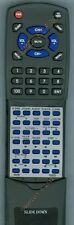 Replacement Remote for PIONEER VXX2031, CLD704, VXX2257