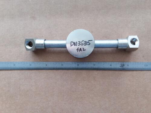 """Mosmatic Spray Bar Tee Arm SS 6/"""" 1//8 FPT Truckmount Tile Cleaner"""
