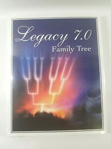 Legacy 7.0 Family Tree User's Guide 7.5 Software Genealogy Millennia Corporation