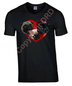 Plus-Size-Tee-French-Bulldog-Tshirt-3XL-5XL-Dog-T-shirt-Crew-Neck-Birthday-Gift