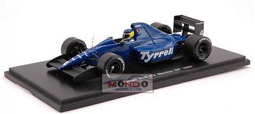 TYRRELL M.ALBORETO MEXICO GP 1989 1 43 SPARK SP1641