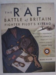 The-RAF-Battle-of-Britain-Fighter-Pilots-039-Kitbag-Uniforms-amp-Equipment