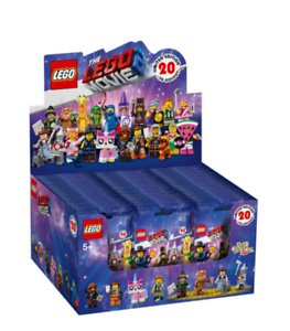 LEGO 71023-1x Bustina SEALED PACKETS Minifigures SERIE The Lego Movie 2