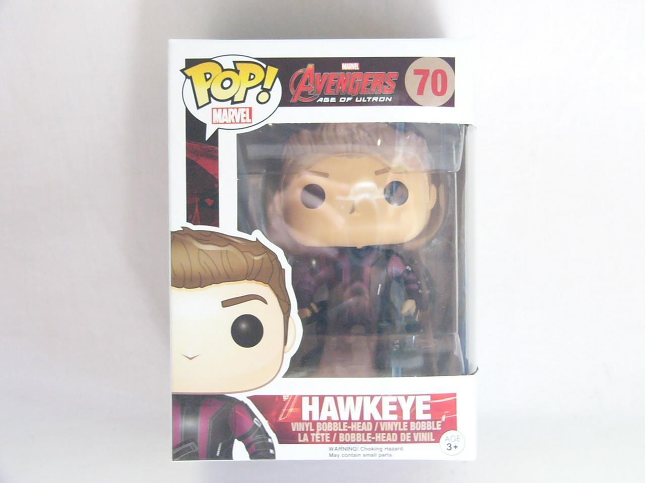 FUNKO    POP VINYL   MARVEL AVENGERS   HAWKEYE 70 e52595