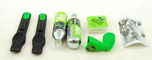 Genuine Innovations Microflate Nano CO2 Bike Tire Inflation Kit