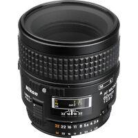 Nikon Normal Macro 60mm f/2.8D AF Micro Nikkor Autofocus Lens