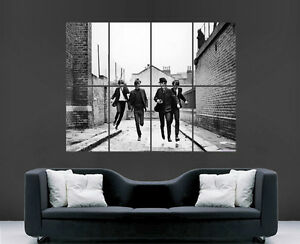 Image Is Loading THE BEATLES POSTER MUSIC BAND LEGENDS WALL ART