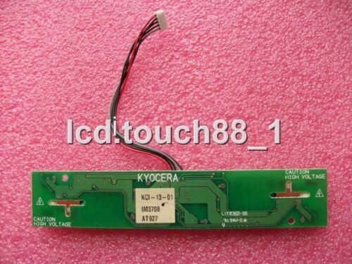 Tracking ID Orginal KCI-13-01 IM3708  IM3706A KYOCERA LCD Inverter