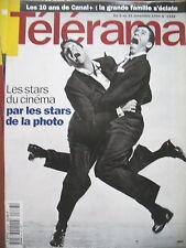 2338 AGENCE MAGNUM ET LE CINEMA RAPPENEAU BUDDY GUY BURT LANCASTER TELERAMA 1994