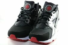 4c91a96bf3655 item 2 Nike Air Huarache Mens Black Red Patent Leather Running 318429 032  Shoes Sz 10 -Nike Air Huarache Mens Black Red Patent Leather Running 318429  032 ...