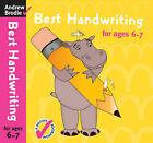 Best Handwriting for Ages 6-7 by Andrew Brodie (Paperback, 2007)
