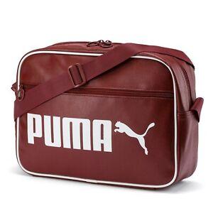 Umhängetasche Puma Retro Campus Reporter Messeger Damen