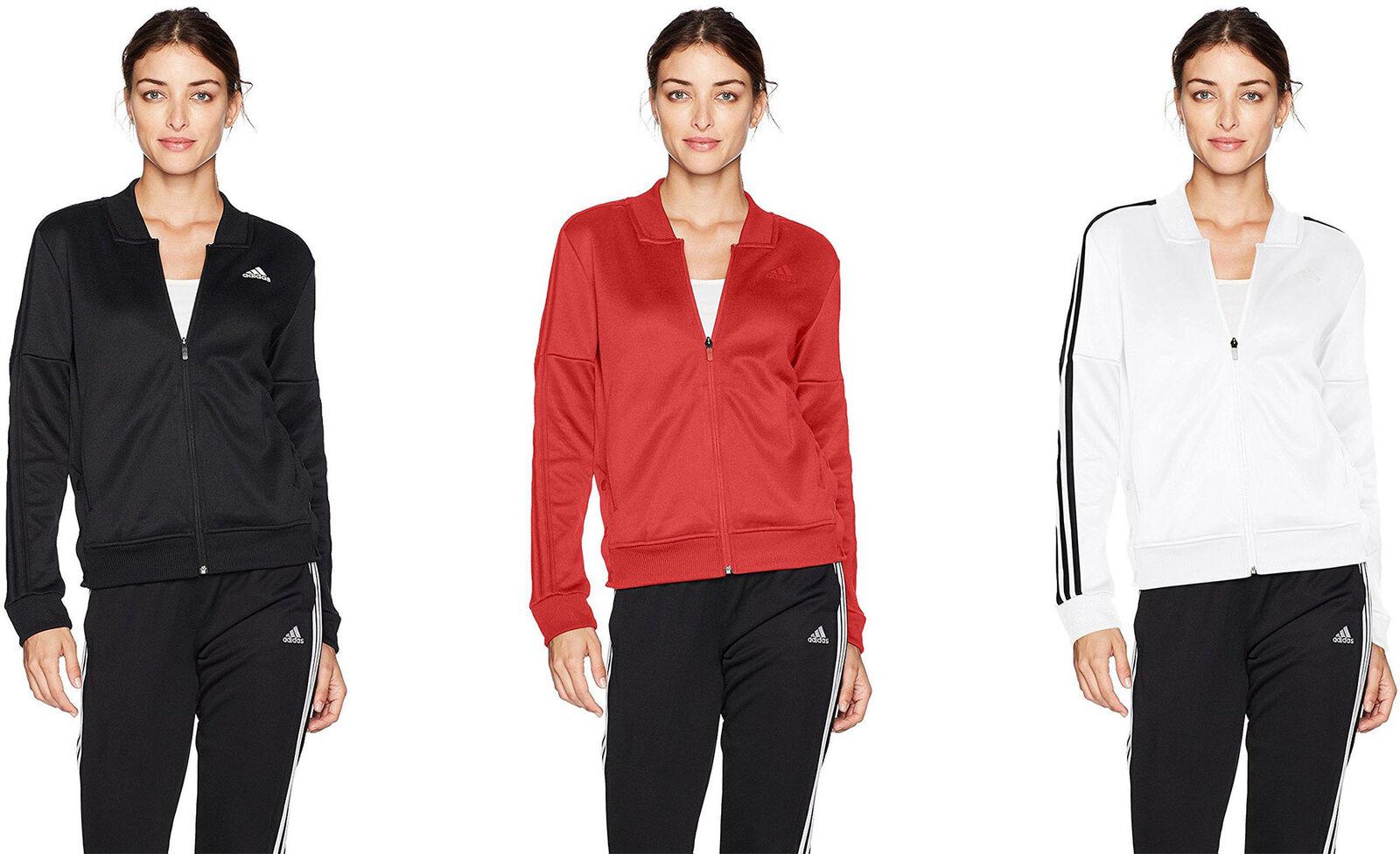 adidas training snap jacket