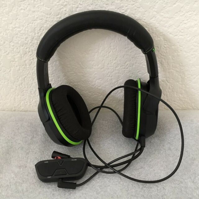 51b0842f78e Turtle Beach Ear Force XO Four Stealth Premium Gaming Headset for Xbox One
