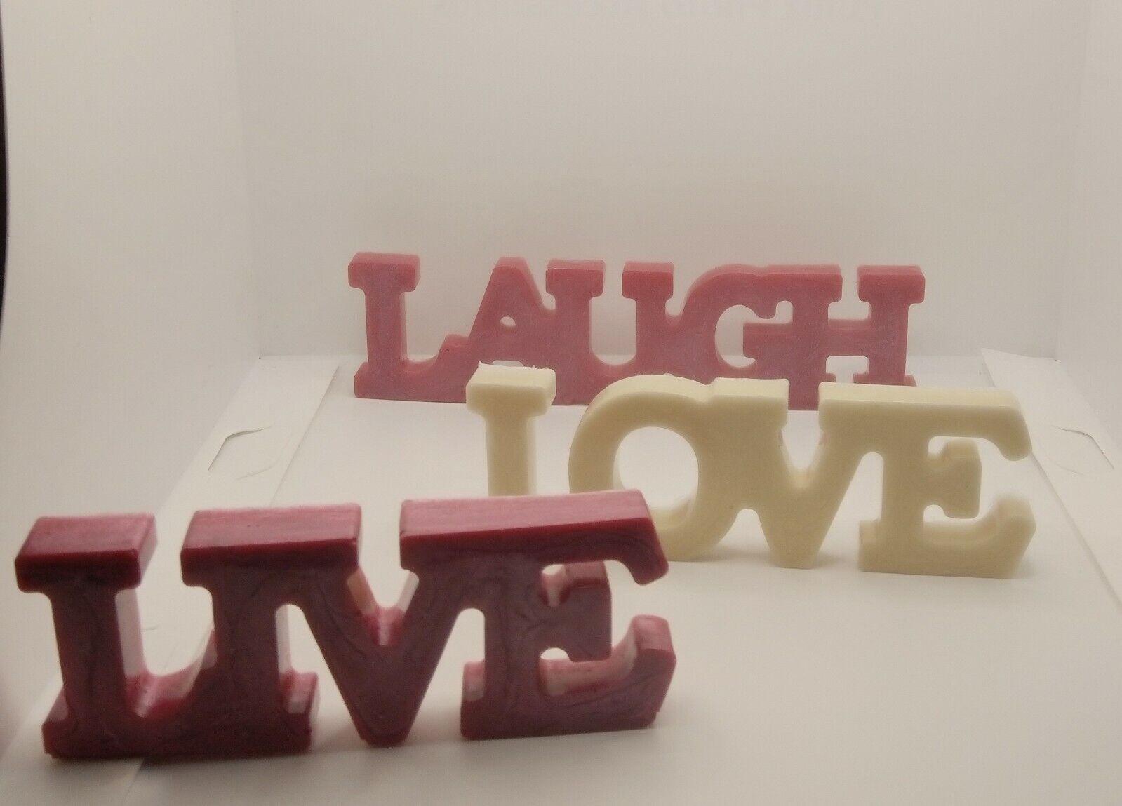Decoration Live Love Laugh