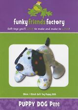 FUNKY FRIENDS FACTORY FFF39261  GEORGIE GOODLUCKELEPHANTPTRN