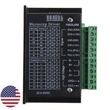 US TB6600 0.2-5A CNC Controller Stepper Motor Driver Nema 17/23 1 Axis 2 Phase