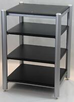 Extrema Br14 4 Shelf Modular Ultra Durable Stereo Hifi Audio Rack