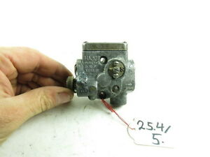 HAJOT-Duplex-II-Olpumpe-Ol-Pumpe-Motor-Oldtimer-MAG-Motosacoche-Imperia-Standard
