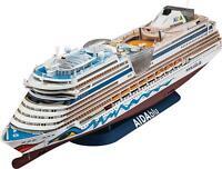 Revell-germany 1:400 Aida Cruiser Ship Rmg5230