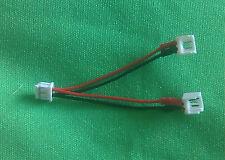 Tamiya Truck MFU light splitter  x 5.  1x MFU plug to 2 X MFU sockets