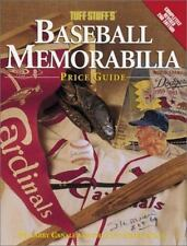 Tuff Stuff's Baseball Memorabilia Price Guide (Tuff Stuff's Baseball