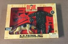 """GI Joe 12"""" K-9 Patrol Set Deluxe Mission Gear Classic Collection"""