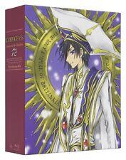 Code Geass Lelouch Of The Rebellion R2 5.1Ch Blu-Ray Box Japan LTD BD BCXA-987