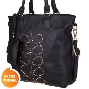 Schwarzes Schmuckstück - Handtasche