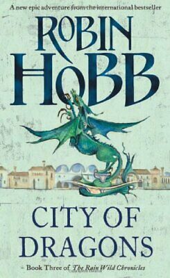Robin hobb rain wild chronicles book 4