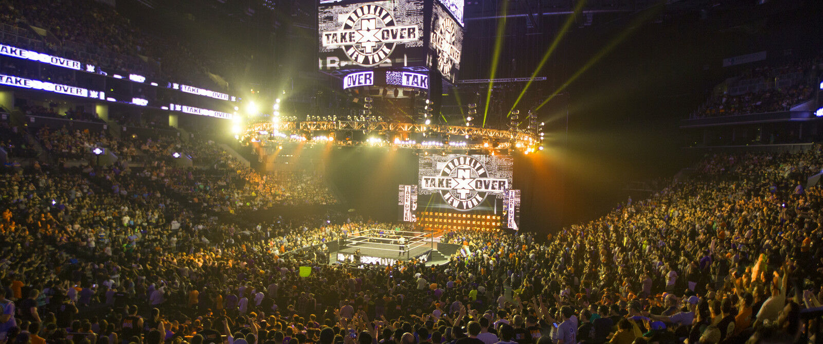 WWE presents NXT Live Macon