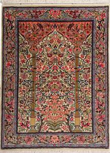 Ghom-Teppich-Orientteppich-Rug-Carpet-Tapis-Tapijt-Tappeto-Alfombra-Sensationell