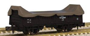 Kato-8068-Freight-Car-TORA-55000-2-cars-N-scale-New-Japan