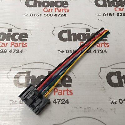 grande fiat punto calentador ventilador del motor del ventilador resistor  telar de cableado kit de reparación