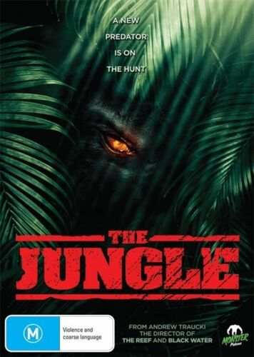 1 of 1 - The Jungle (DVD, 2014) *Monster Pictures* *Andrew Traucki*