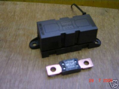 Mega Fuse Holder electrical systems, with 2 x 500 amp fuse