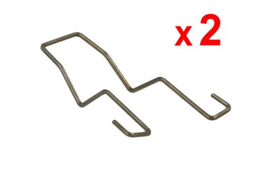 2 Pz Fermaglio Molla Lampada H4 Morsetto Di Fissaggio Ferro Supporto Faro Auto