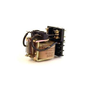 Magnecraft-General-Purpose-Relay-24VDC-DPDT-W250X-7