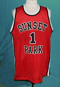 ddf6be5b724c Image is loading SUNSET-PARK-MOVIE-BASKETBALL-JERSEY-FREDO-STARR-SHORTY-