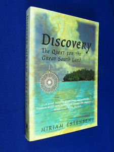 DISCOVERY-Miriam-Estensen-AUSTRALIAN-HISTORY-EXPLORATION-SEARCH-GREAT-SOUTH-LAND