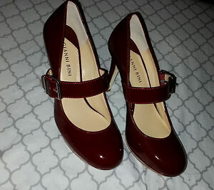 Chaussures Femme Rouges Taille 5 Gianni Bini 6 KJ1T5ulFc3