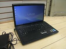 Sony VAIO VPCF226FM - Quad Core i7 - 8GB RAM - 750GB HDD - Laptop