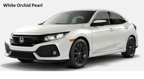 "Genuine OEM Honda Civic 17/"" Black Alloy Wheel  08W17-TEA-100"