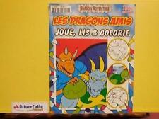 ART 8.467 DRAGON ADVENTURE QUADERNO DA COLORARE LES DRAGONS AMIS N. 4 DEL 2009