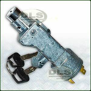 QRF100870 Ignition Switch//Steering Lock 2.5na//2.5DT Land Rover Defender