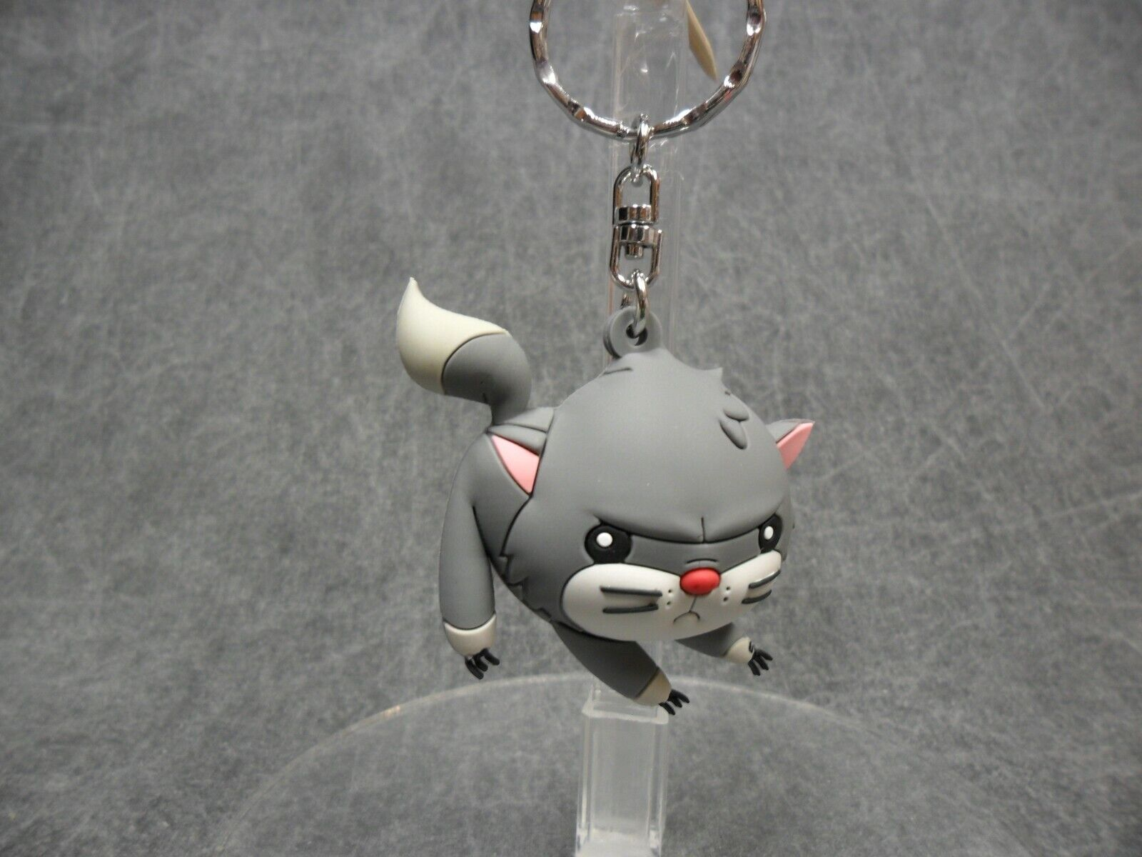 Keyring Bag Tag. The Movie Oliver And Company